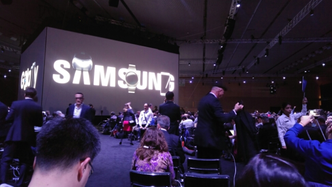 MWC   Samsung Unpacked   Watch LIVE