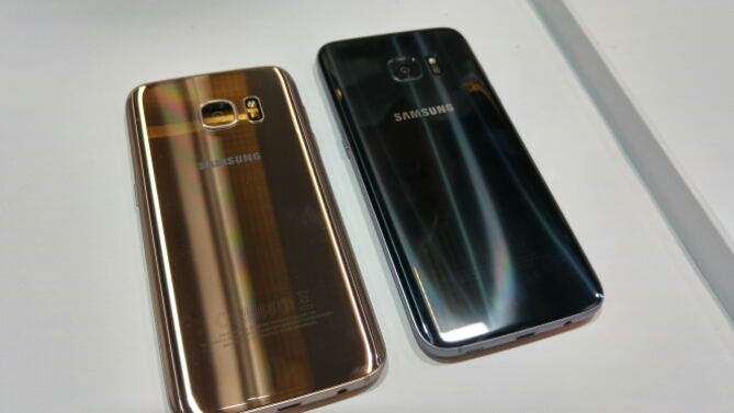 MWC   Samsung Galaxy S7 and S7 edge   The launch