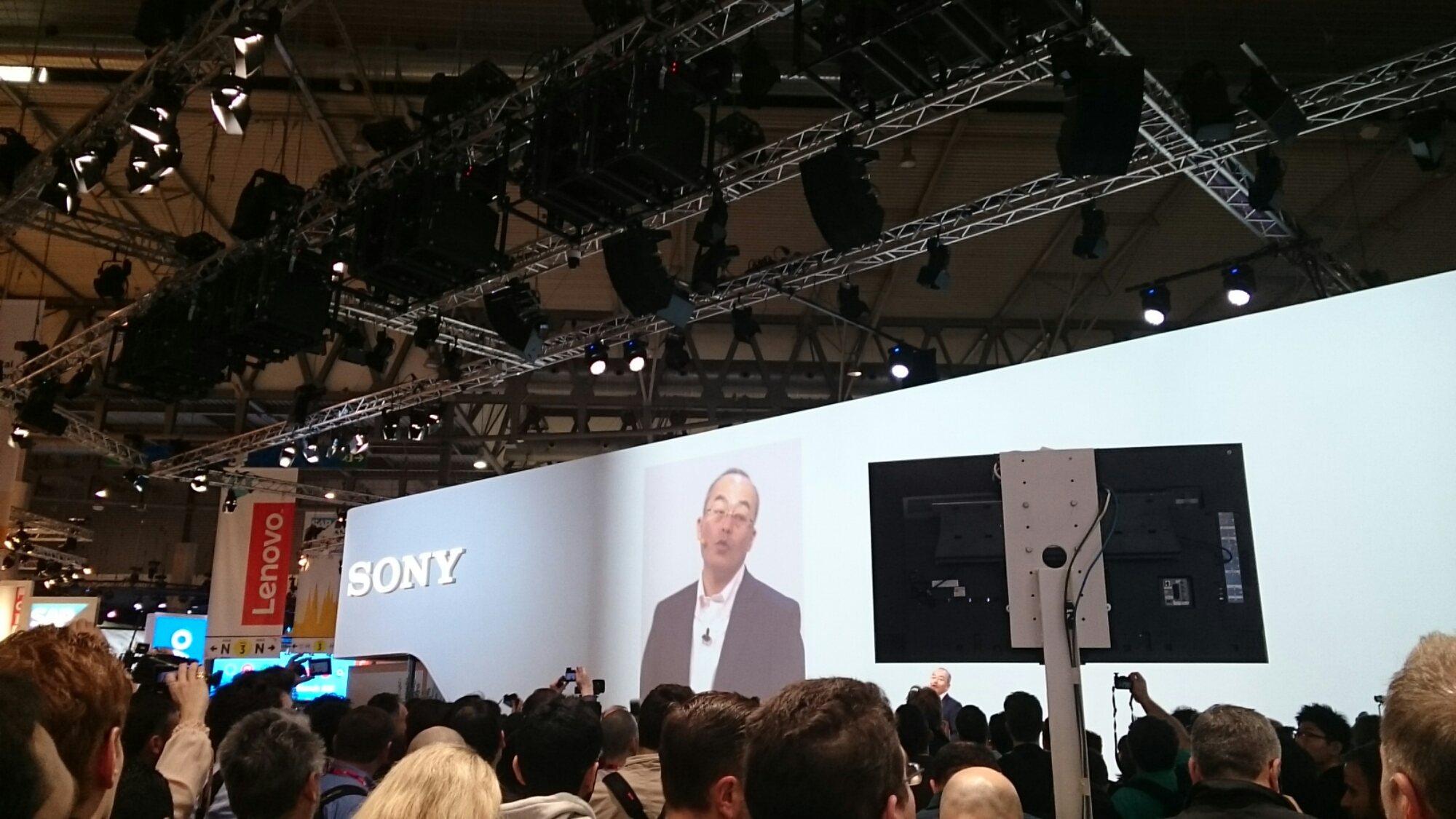 MWC   Sony press event Live Blog