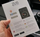 ZUS   A car charger with a cool addition. Reviewed.