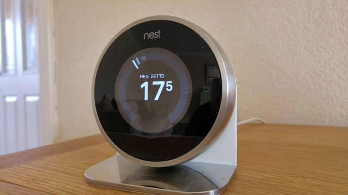 Nest comes to your Android Wear watch