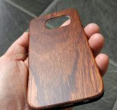 Slicoo Wood / Bamboo case for Galaxy S7   Overview