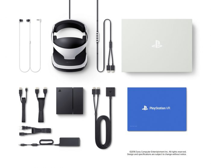 PlayStation VR Pricing and availability announced. £339 cheaper than HTC Vive