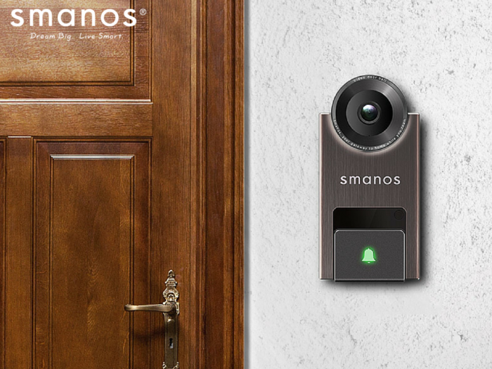 GSL 2016: Smanos Launch New WiFi based Smart Home Devices
