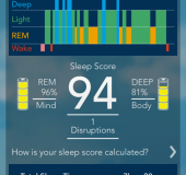 Introducing a new Sleep Tracking System: S+