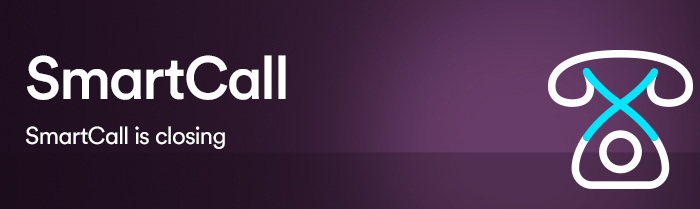 SmartCall shuts down due to competition