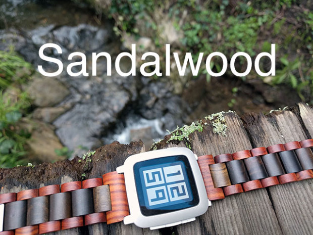 Got a Smartwatch? Want wood for it?
