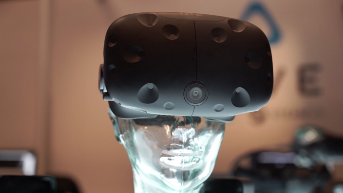 Try the HTC Vive   Today!