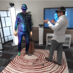 Virtual Reality – Enter the teleporter