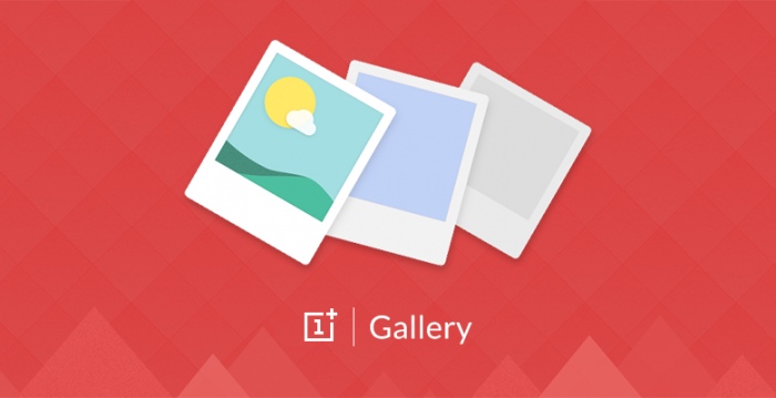 OnePlus release a gallery app.