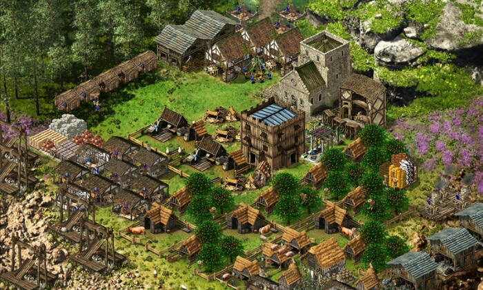 Stronghold Kingdoms to Launch in Summer 2016