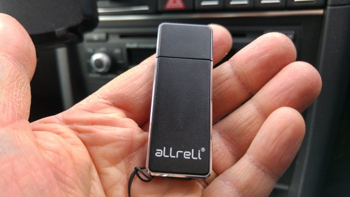 aLLreLi 8GB USB Voice Recorder   Review