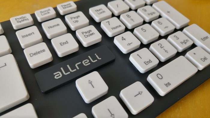 aLLreLi KA150 Wireless Keyboard   Review