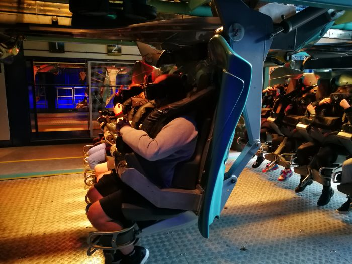 Galactica   A VR rollercoaster reviewed