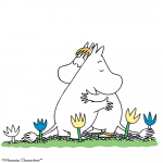 Moomin Emojis can now be used on your phone!!