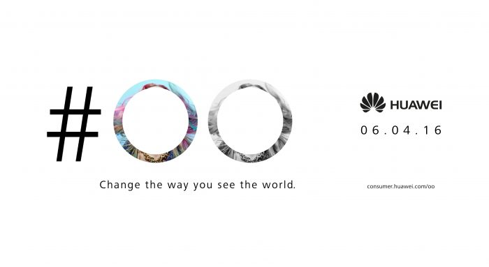 Im either tired or Im losing it. Either way, Huawei are putting #OO onto billboards for their new phone
