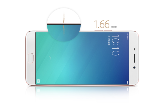 OPPO Launches F1 Plus, Slim Bezel Stunner with 16 MP Front Camera