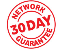 Vodafone offer up a 30 day network guarantee
