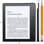 New Amazon Kindle – £270!!! – Enter the Kindle Oasis