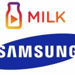 Milk VR From SAMSUNG