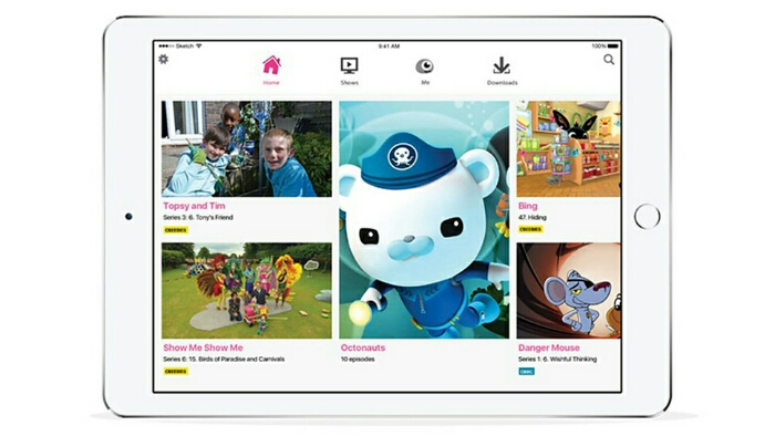 BBC launch iPlayer Kids app