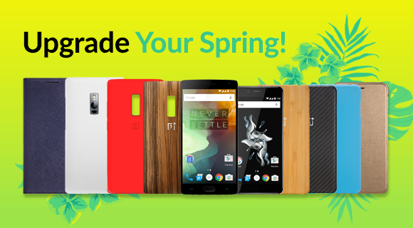 OnePlus having a spring sale