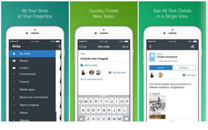 Wrike: Project Management Software for Mobile