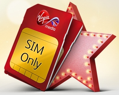 Virgin Media   Data usage gets throttled