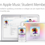 Apple Music half price for students