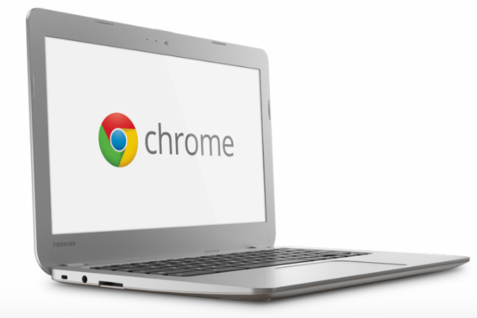 Chromebooks now outsell Macs