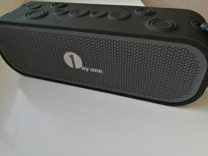 1byone Portable Bluetooth Speaker   Review