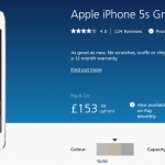 Apple iPhone 5s going super cheap