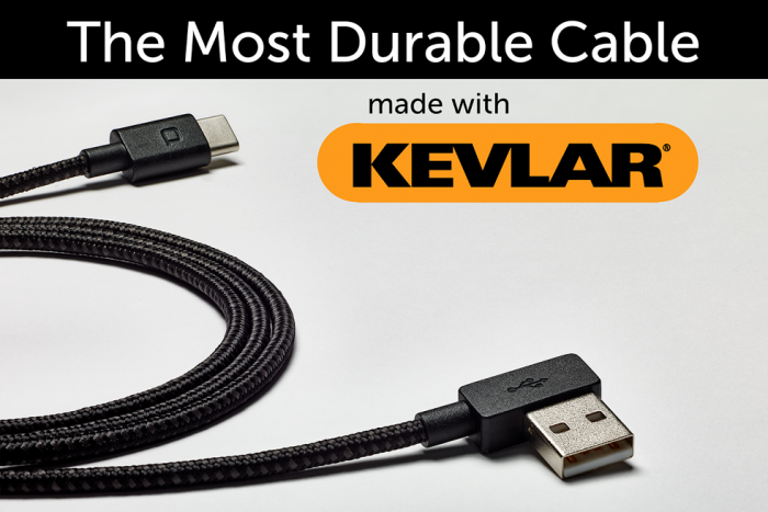 ZUS Kevlar Cable   The strongest cable of them all