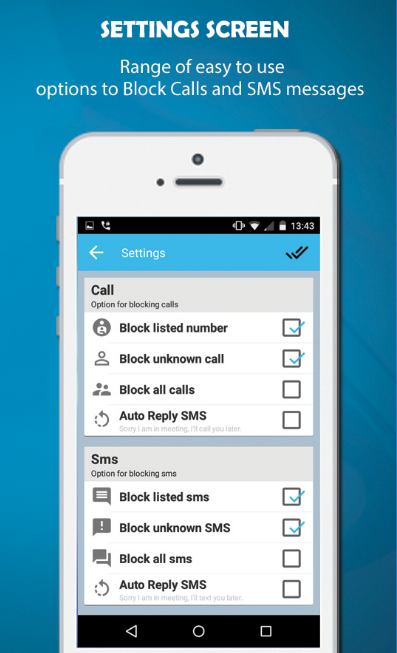 Blocking nuisance calls   CPR Call Blocker now in an app