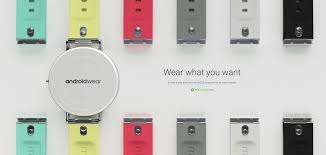 Googles making Android Wear Mode straps