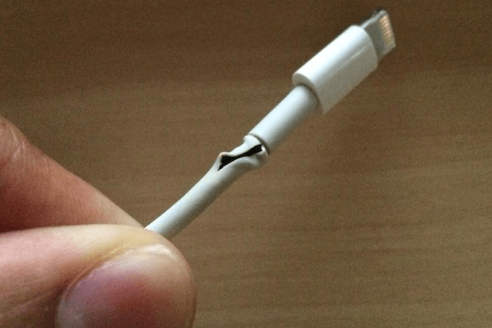 Stop buying replacement iPhone cables