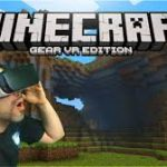 Minecraft on Gear VR
