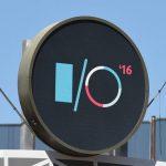 Google I/O – Live feed