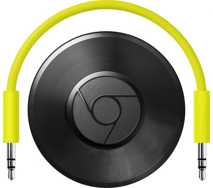Chromecast Audio, back again for £15