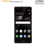 Vodafone now selling the Huawei P9 on the cheap too