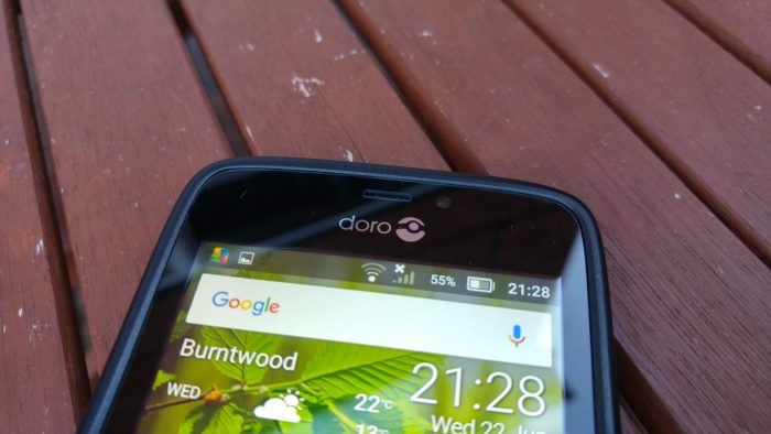 Doro 8030   Review