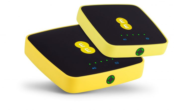 EE Launch 4GEE WiFi and 4GEE WiFi Mini