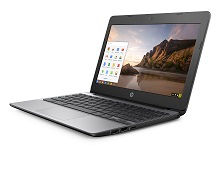 HP 11 Chromebook   now with Touch
