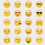 Emojis – Even I'm using them now