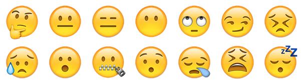 Emojis   Even Im using them now