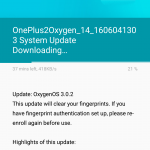 OxygenOS 3.0.2 update finally starting to roll out for OnePlus 2
