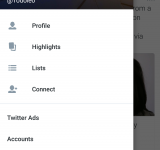 Twitter for Android goes Material Design
