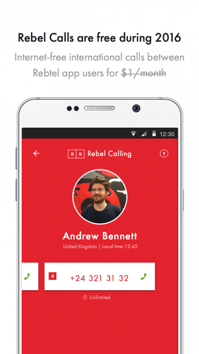 Rebtel's Cheap International Calls app   Review