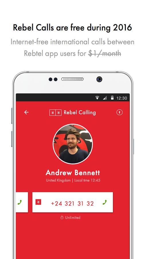 Rebtel's Cheap International Calls app - Review - Coolsmartphone