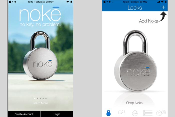Noke Smart Padlock   Review